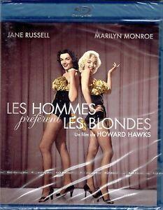 Les hommes préfèrent les blondes [Blu-ray] NEUF - VF