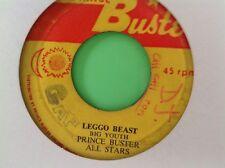 Prince Buster Leggo Beast / Version Big Youth ( Rain from the sky )