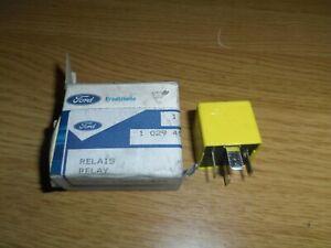 Ford Relais gelb 40A NOS Ford OEM 1029457 93BG14N089B1B (511)