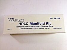 "Justrite Centura 28168 HPLC Manifold Kit ""NEW"""