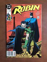 Robin #1 (1991) 9.2 NM DC Key Issue Comic Book High Grade Batman Poster Inside