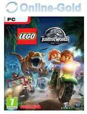 LEGO Jurassic World Clé - Steam Jeu Code - PC Jeu Carte [NEUF] [EU] [FR]