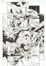 Aquaman #64 p.19 - Aquaman and Tempest - 2000 art by Steve Epting Comic Art