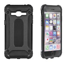 Cover case rugged silicone back case black ~ samsung galaxy j3 (2016) 49bf4d0c7de7