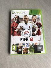 FIFA 12 football XBOX 360