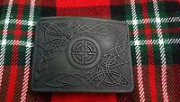 TC da Uomo Highland Fibbia per Cintura Kilt Celtic Knot / Vari Design