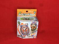Masked Kamen Rider Zi-O DX Quiz Miride Watch BANDAI Japan import