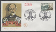 FRANCE FDC - 1475 1 HIPPOLYTE TAINE - 9 Juillet 1966 - LUXE