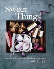Sweet Things: Chocolates, Candies, Caramels & Marshmallows -  To Make-ExLibrary