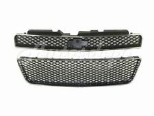 FOR 2006-2010 IMPALA SS GRILLE FRONT BUMPER LOWER GRILLE WITH CHROME MOLDING