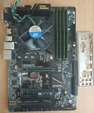 Intel Core i5 6500 3.2GHz CPU, GIGABYTE GA-150-HD3 DDR3 Motherboard and 8gb RAM