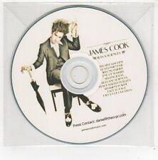 (FC228) James Cook, Arts & Sciences - DJ CD
