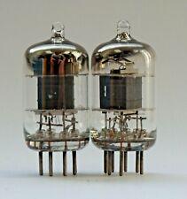 Matched Pair TUNG-SOL USA JTL-5654 Valves/Tubes New Old Stock (V46)