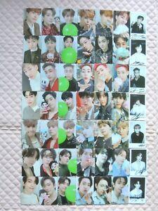 GOT7 4th Album Breath of Love : Last Piece Photocard Full Set Synnara Hologram