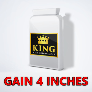 KING MALE ENHANCEMENT PENIS ENLARGEMENT PILLS