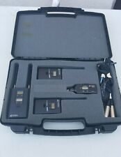 Azden 325UPR Dual-Channel Wireless Mic. Used butexcellent working condition.