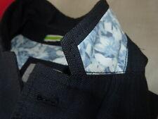 Schönes Calamar Herren Sakko 106 Jacket Blazer Herrensakko Jacke blau wie neu XL