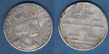 Série des Rois de France - Jeton argent d'époque - Dagobert II 650 - 679