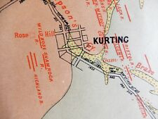 [Map]. Kurting, County of Gladstone. Melbourne: Crown Lands Dept., 1890s.