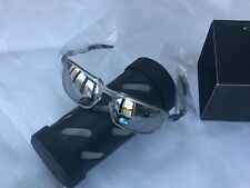 NUOVO Oakley BADMAN x Ti Verde Occhiali da sole OO6020-05