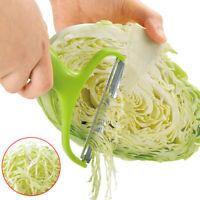 Home Kitchen Gadgets Vegetable Peeler Cabbage Grater Salad Slicer Cutter Knife H