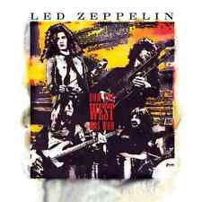 Led Zeppelin - How The West Was Won (NEW BLU-RAY AUDIO)