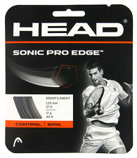 Head Sonic Pro Edge 17 1.25mm Tennis Strings Set