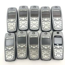 Lot Of 10 Nokia 3595 Cingular Cel Phones - Phones Only