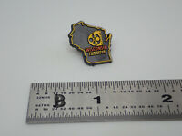 Wisconsin Film Office Vintage Lapel Pin