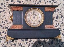 Seth Thomas 8 day adamantine shelf clock
