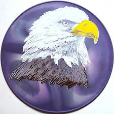 Multicolor Eagle Violet Table Trivet Kitchen Hot Pad Table Placemat Table Mat