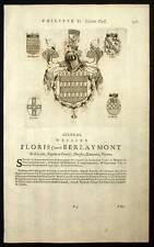 FLORIS COMTE DE BERLAYMONT et PHILIPPE COMTE D EGMOND