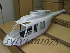 FUNKEY -Unpainted Long Ranger Fuselage for .60-90 SIZE