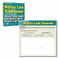 Stealth Cleaner software cleans email addresses marketing marketers Advertising Tool MRR
