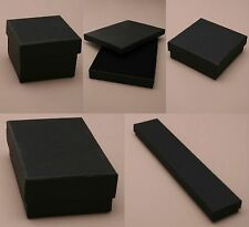 A6X4 12x Luxury Card Boxes Gift Box for Pendant Bracelet Bangle Earring