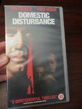 Domestic Disturbance  VHS Video Tape (NEW)