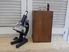 MICROSCOPE 3 OPTIQUES LEMARDELAY PARIS N° 43922  MICROSCOPE LEMARDELAY