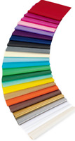 Coloured Tissue Paper 10 Sheets High Quality Acid Free 500mm x 750mm 19 Colours