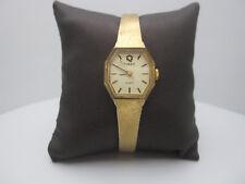 Women's Vintage Timex Quartz Analog Dial 6 Jewels Watch (A96)