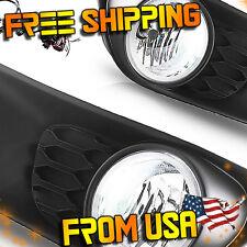 USA Standard Fog Light Set Fits 2011-2014 Grand Caravan FX7A79226-Grand Caravan