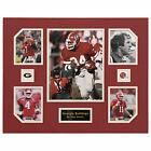 U Georgia Bulldogs NCAA Football All-Time Greats 16 x 20 inch Collage