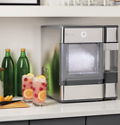 GE Profile OPAL01GEPKT Opal   Countertop Nugget Ice Maker, Stainless Steel Wrap photo