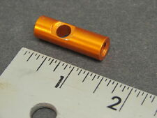 Vintage NOS Bicycle Brake Lever Anodized Stud in Gold