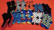 10x boys' socks bundle size 12.5-13.5