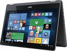 "New Acer 360° Flip 2-in-1 15.6"" FHD Touchscreen Laptop,Intel i5-7200u, 8GB, 1TB"