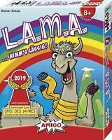 LAMA Kartenspiel für 2-6 Spieler ab 8 Jahren NEU und OVP