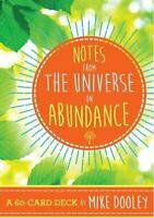 Notes from the Universe on Abundance , Dooley, Mike