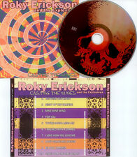 Roky Erickson & The Explosives - Casting The Runes CD