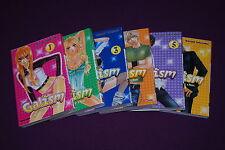 GALISM : Soeurs de Choc - Mayumi Yokoyama - Panini Comics - Intégrale N° 1 à 6