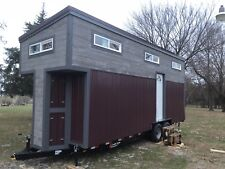 Tiny House For Sale - 24' Trailer With Full Bathroom And Spacious Sleeping Loft